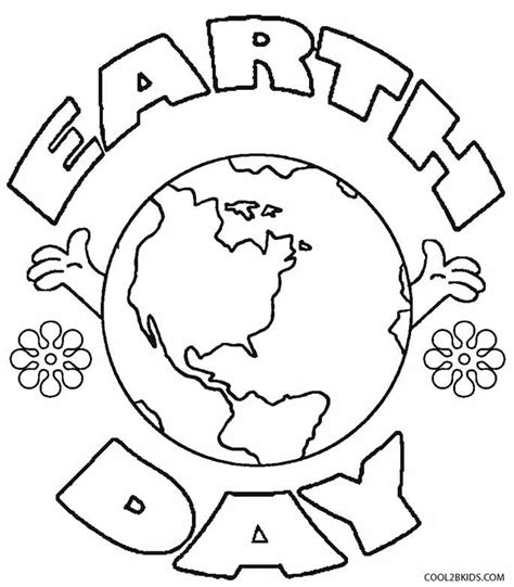 earth day colors printable earth coloring pages for cool2bkids