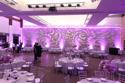 diamond bar center diamond bar center wedding lucy james inlight lighting