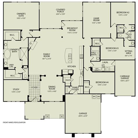 custom floor plans for homes 59 best images about houseplans on acadian