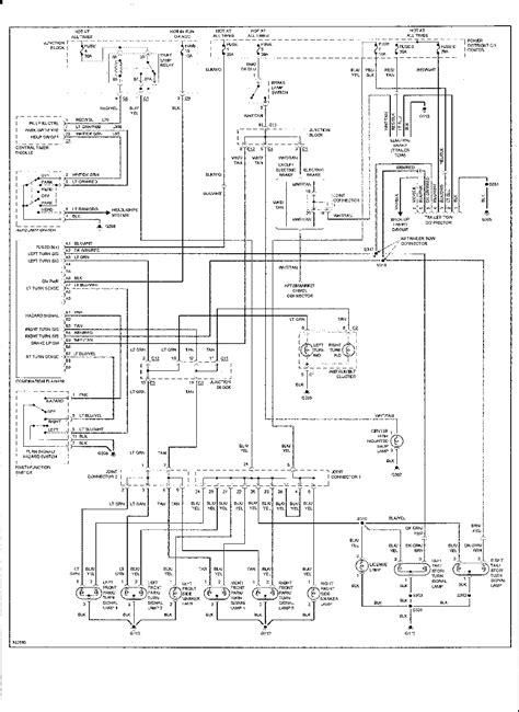 pin wiring diagram color codes 2004 dodge dakota