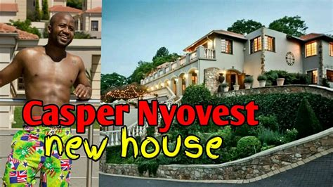 caspar nyovests house casper nyovest new house youtube