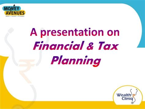 Golden Gate Mba Financial Planning by Financial Planning Tax Planning