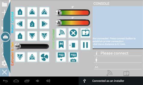 printer apk app gcodeprintr the 3d print app apk for windows phone android and apps
