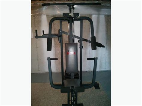 weider 8530 universal 200 obo must up rural