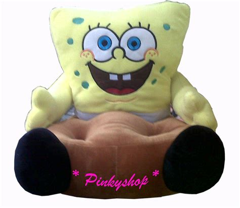 Dijamin Boneka L sofa spongebob