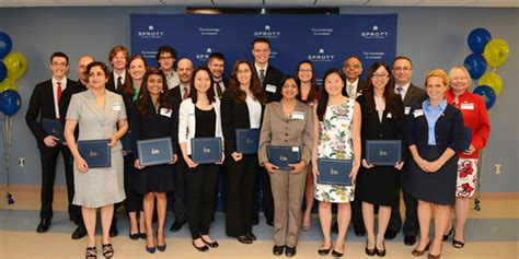 Sprott School Of Business Mba by Sprott School Of Business Establishes Chapter Of