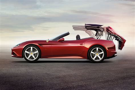 ferrari california  car body design