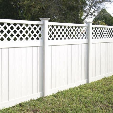 veranda lattice vinyl lattice fence panels fence ideas