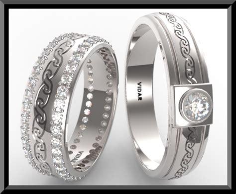 diamond wedding bands vidar jewelry unique