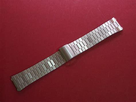 Rolex Metallarmband Polieren by Uhren R 246 Mer Metall Armband Breite 18mm Ersatzteile