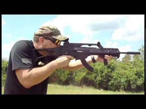 promag marauder hk g36 kit for ruger 10/22 youtube