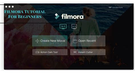 wondershare filmora video editing tutorial wondershare filmora video editor tutorial for beginners