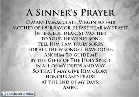 The Sinner Also Search For A Sinner S Prayer Dear God