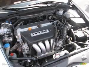 2003 honda accord ex l sedan 2 4 liter dohc 16 valve i