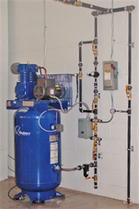 How To Plumb An Air Compressor System by Turner Engineering Disciplines Plumbing Protection