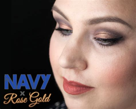 Eyeshadow X 9 Navy Times Nine mac navy times nine palette x ardency inn gold