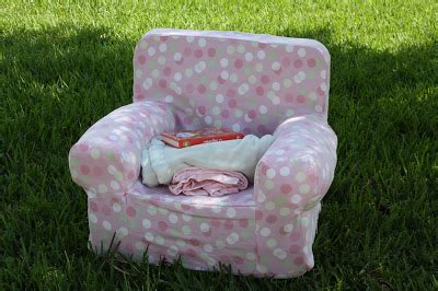 Knock Pottery Barn Anywhere Chair by A Crafty Escape Knockoff Pottery Barn Anywhere Chair