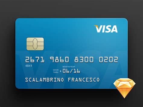 credit card key copy template credit card freebie by francesco scalambrino dribbble