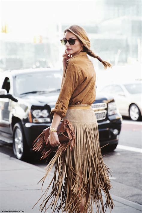 Fashion News Weekly Up Bag Bliss 5 by Style Fringed Skirt And Fringed Bag By