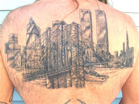 tattoo queens new york new york city skyline tattoo sleeve by the red parlour tattoo