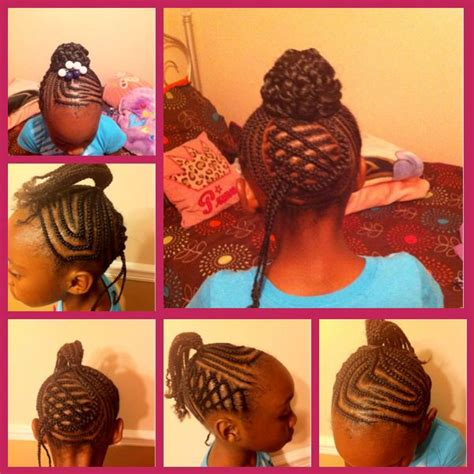freestyle twists with bun 37 best images about natural kids criss cross on