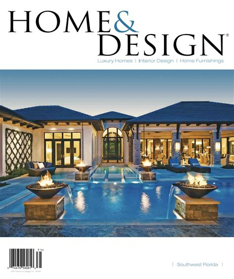 home design magazine florida home design magazine 2017 southwest florida edition by
