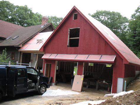 Garage Overhang Garage Door Overhangs Back Door Hmm Could You