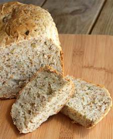 Flax Seed Bread Recipe For Bread Machine Flax Seed And Pepita Bread Cooks 174