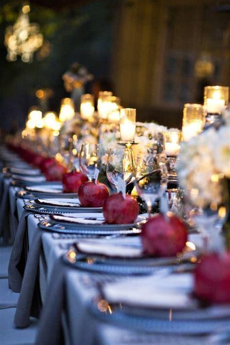 Wedding Colors: Top 7 Marsala Decorations