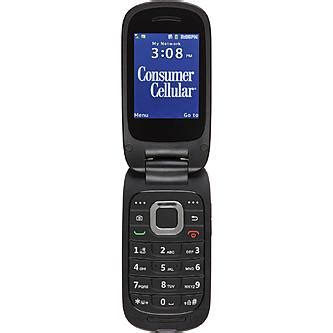 consumer cellular envoy feature phone
