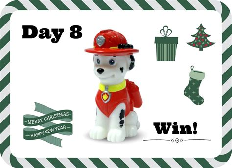 Win 12 Days Of Christmas Giveaway - 12 days of christmas giveaways day 8 win a paw patrol night light sticky mud and