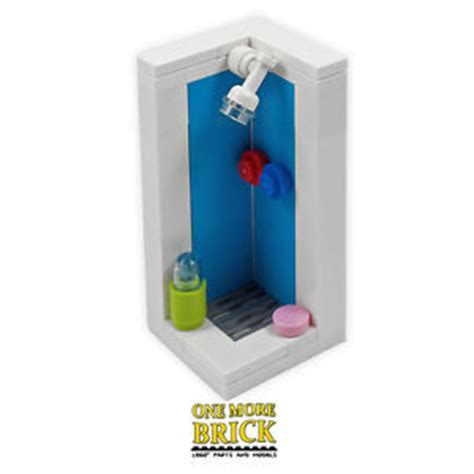 Lego Bathroom Accessories Lego Shower Bathroom Shower With Accessories New Ebay