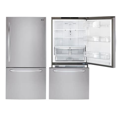 Freezer Mini Lg review lg ldc24370st bottom freezer refrigerator best
