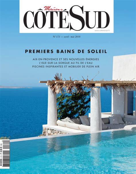 Cote Sud Magazine Subscription by Maisons Cote Sud Magazine Subscription Buy At Magazine