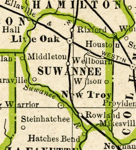 Suwannee County Search Suwannee County 1886