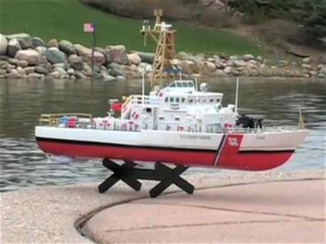 rc replica coast guard boat radio controlled u s coast guard replica boat 105437