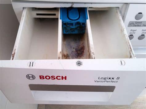 Waschmaschine Weichspüler Bleibt Im Fach by Pflege Der Waschmaschine Das Ist Zu Beachten