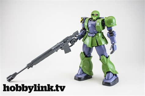 gunpla tv episode 207 psycho zaku and denim slender