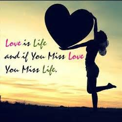 Love Is Life Quotes love and life quotes loving life quotes how do people