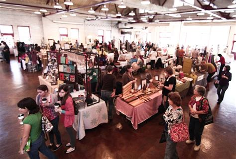 The Handmade Marketplace - handmade market artist shopping in raleigh access