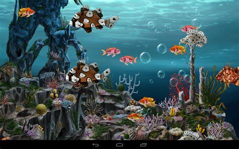 gambar wallpaper animasi ikan gudang wallpaper