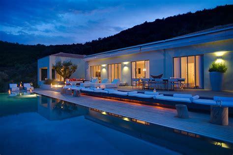 Formal Living Room Ideas Modern four breathtaking greek villas