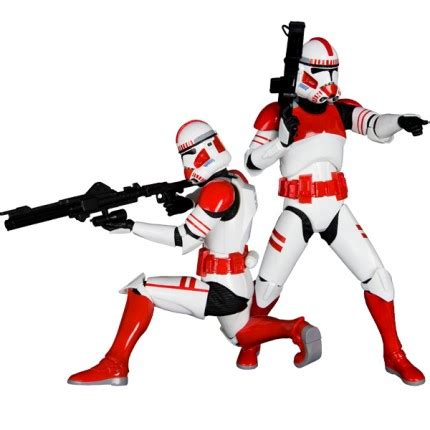 figure xpress review wars artfx shock troopers on sale at figure xpress