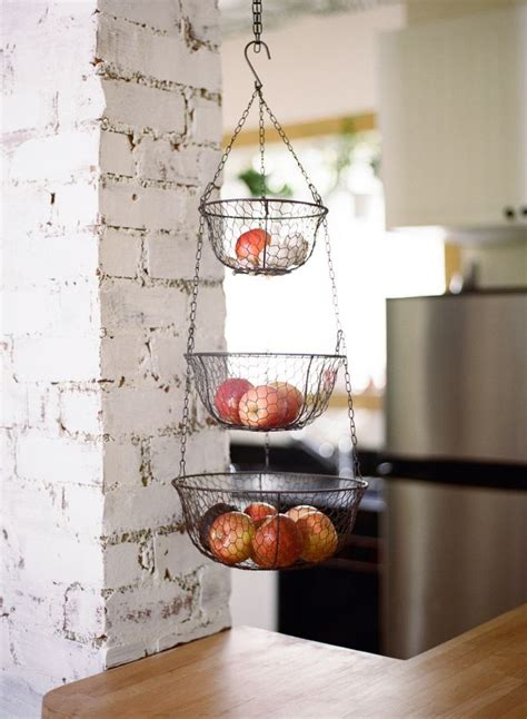 best 25 hanging fruit baskets ideas only on
