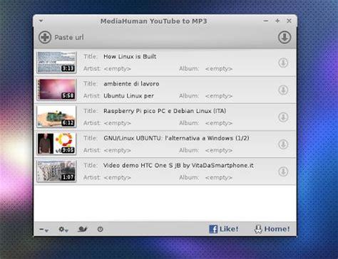 how to download mp3 from youtube in ubuntu youtube to mp3 converter para ubuntu info taringa