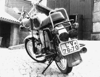 Mz Motorr Der Nach 1990 by Motorrad