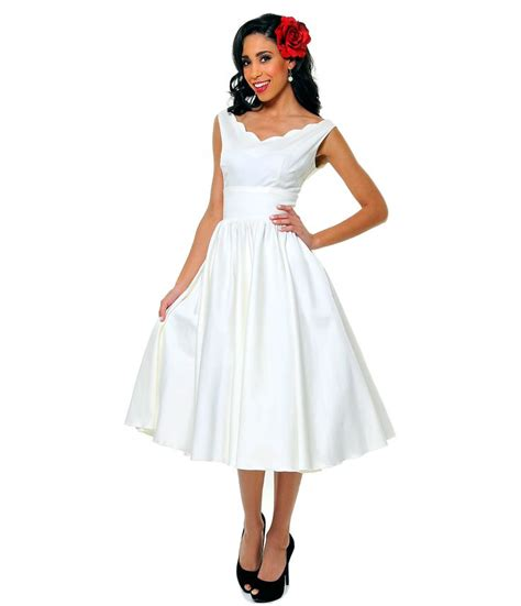 1950s swing dresses for sale vintage retro 1950s swing dresses for sale scallops