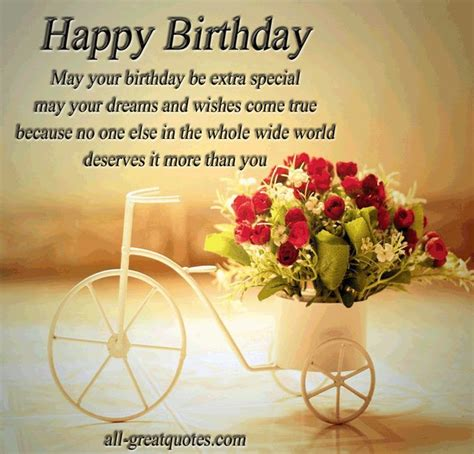 Birthday Quotes For A Special 25 Best Ideas About Special Birthday Wishes On Pinterest