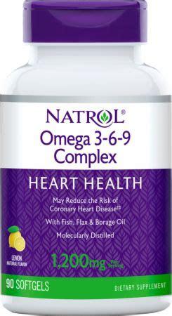 Special Offers Natrol Omega 3 6 9 Complex Lemon Flavor 90 Softgels natrol omega 3 6 9 complex at bodybuilding best