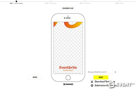design free snapchat filter how to create snapchat geofilters for your event